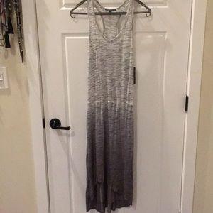 Curvy Plus Vegan Leather Long Sleeve Skater Dress Poshmark
